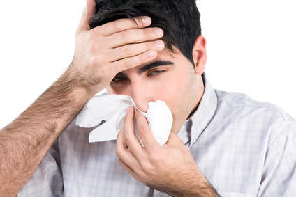Allergies is one of the main symptoms of Leaky Gut Syndrome.