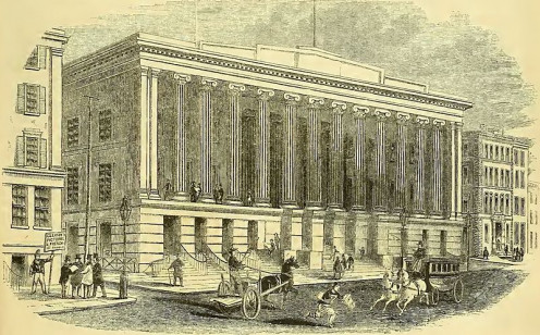 Wall St. (a place to invest some money, albeit wisely) (PUBLIC DOMAIN)