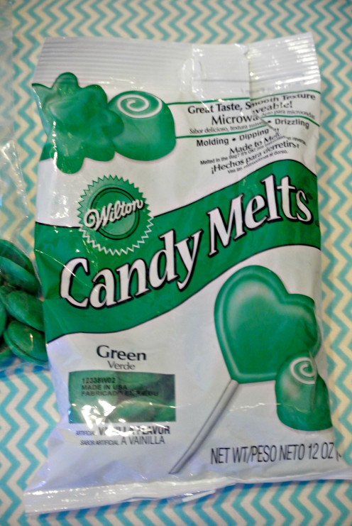 A bag of candy melts goes a long way to make multiple treats, whether it be for desserts of drinks.