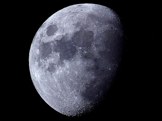 Our familiar moon has been a subject for several planetary adventures