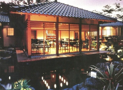 Dine at Zai, a elegant Japanese Restaurant.