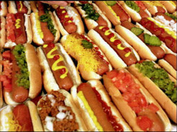 What are your favorite toppings on hotdogs, if you eat hotdogs?