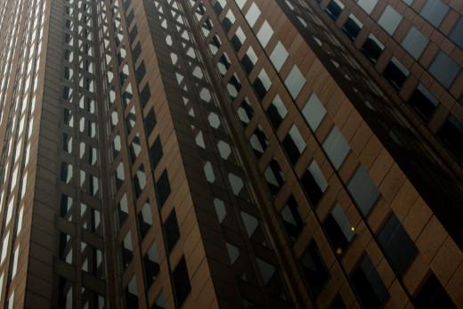An office building in Philadelphia/