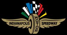 Indianapolis Motor Speedway logo.