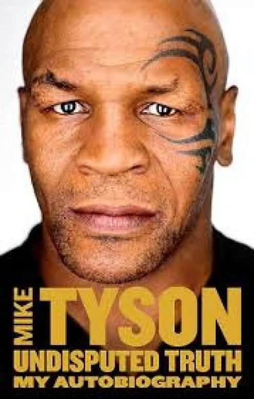 Mike Tyson tells all and bares his soil in his book Undisputed Truth.