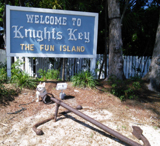 "Knight's Key Campground is ""The Fun Island"""