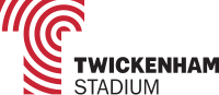 Twickenham Stadium logo.