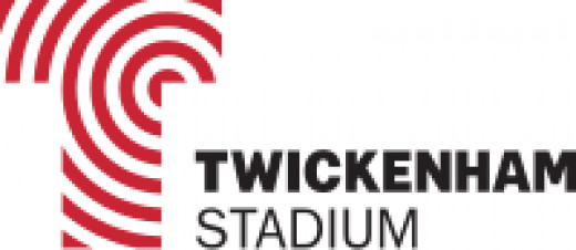 Twickenham Stadium logo.