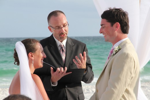 There is a mutual expectation that each person will live up to his or her wedding vow.