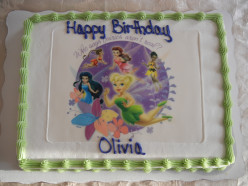 Party Theme: Tinkerbell and Fairy Friends