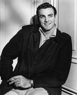 """Mike Connors starred in """"Tight Rope,"""" as a rogue private eye"""