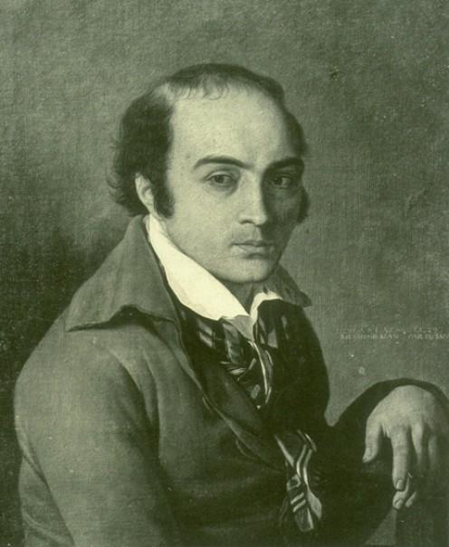 André Chénier, by Joseph-Benoît Suvée