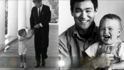 Untimely Father and Son Deaths - John F. Kennedy and son John F. Kennedy, Jr., Bruce Lee and Son Brandon Lee