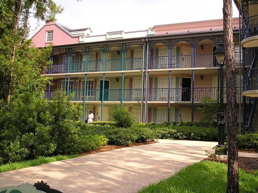 Port Orleans Offers Old South Charm