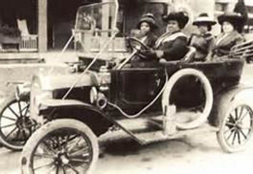 Self Made Millionaire During Turbulent Times, Madam CJ Walker