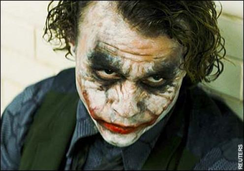 The evil clown -the joker