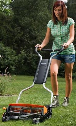 Best Push Reel Lawn Mowers 2015