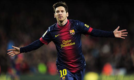 Lionel-Messi(Barcelona)
