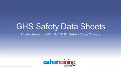 OSHA: GHS Material Safety Data Sheet (SDS) Format for HAZCOM