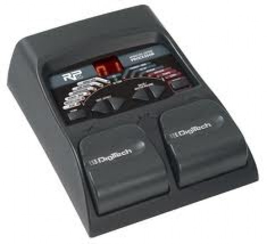 The small, but powerful Digitech RP55