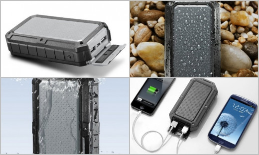 Best External Battery Charger - Power Pack for Smartphones & Tablets