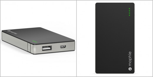 Mophie Powerstation - External Battery Charger for iPad, iPhone, iPod touch, DROID, HTC and BlackBerry Smartphones