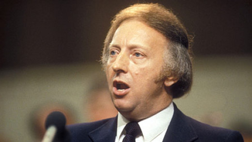 "Arthur Scargill: ""an overweening sense of self-importance"""