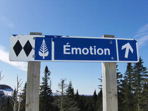 Are you in control of your emotions, or are they controlling you?