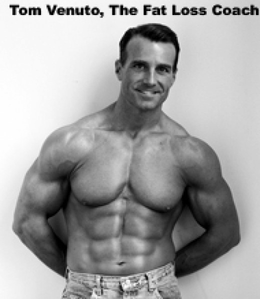 Tom Venuto, author of Burn the Fat Feed the Muscle