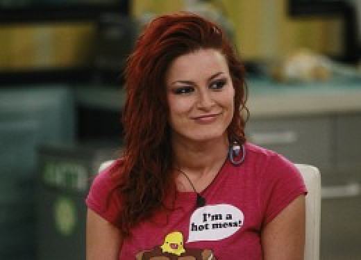 Rachel during Big Brother Season 12.