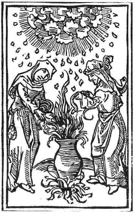 Cooking Witches - Unknown Date Geschichte Österreichs