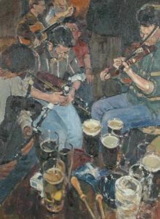 Pub Music, Dublin