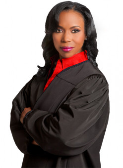 Judge Lauren Lake of Paternity Court