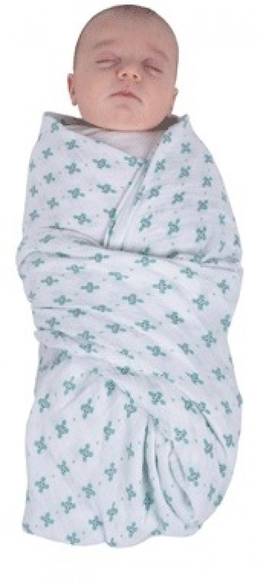 http://evolutionaryparenting.com/educating-the-experts-lesson-one-crying/?replytocom=364 Swaddling using receiving blanket