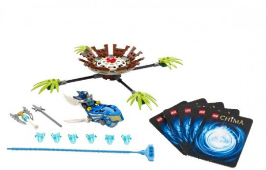 Lego 70105 - Speedorz Nest Jump