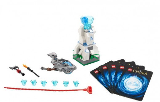 Lego 70106 - Speedorz Ice Tower