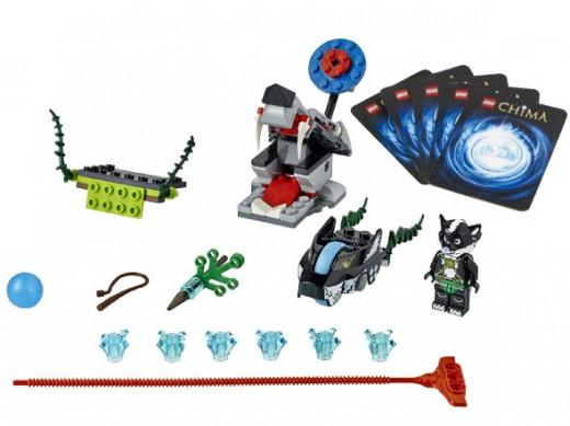 Lego 70107 - Speedorz Skunk Attack