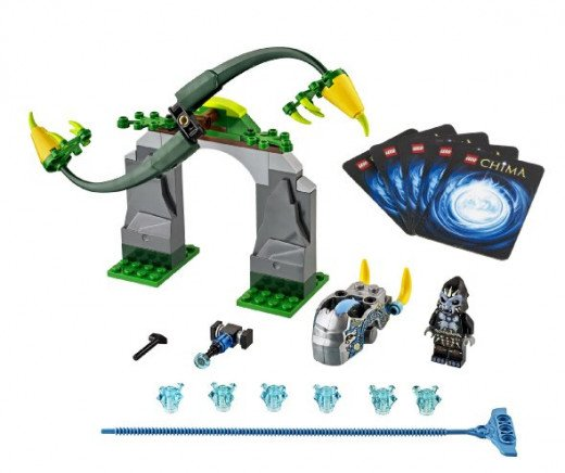 Lego 70109 - Chima Speedorz Whirling Vines