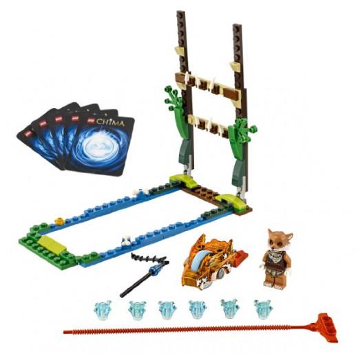 Lego 70111 - Chima Speedorz Swamp Jump