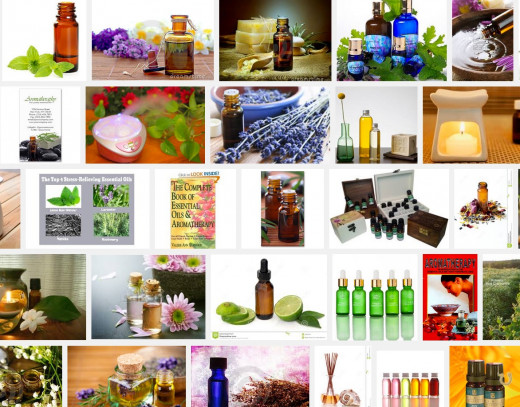 Oils For Aromatherapy, Aromatherapy essential oils.