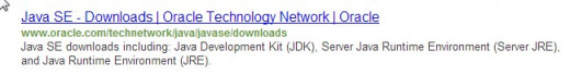 Java Development Kit downloads can be found at the Oracle Corporation web site.