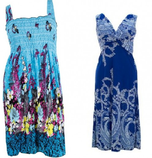 Different Styles Of Maxi Dresses