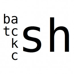 Unix shells: bash, tcsh, ksh, csh