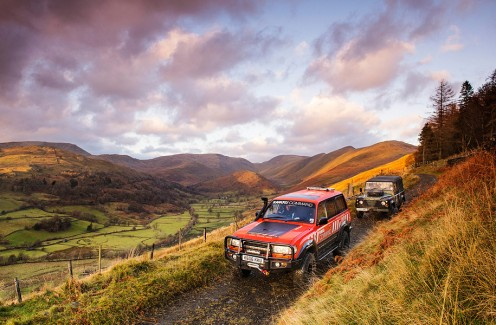 4x4 Ride in Windermere by Kankku