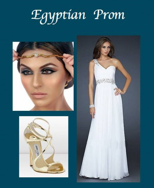 Egyptian Themed Prom Ideas 2014