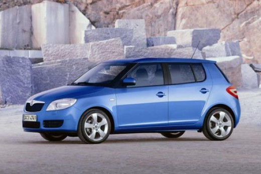 Skoda Fabia - High price but good looks and interiors