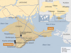 The Clash Over Crimea: Russia and Ukraine Stand Off Over Former Soviet Territory