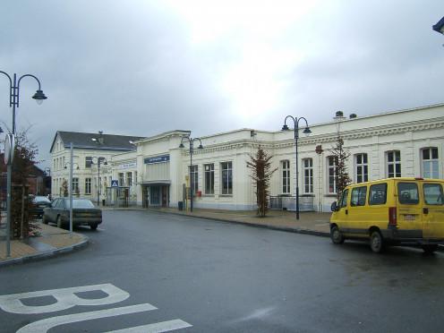 Erquelinnes Station