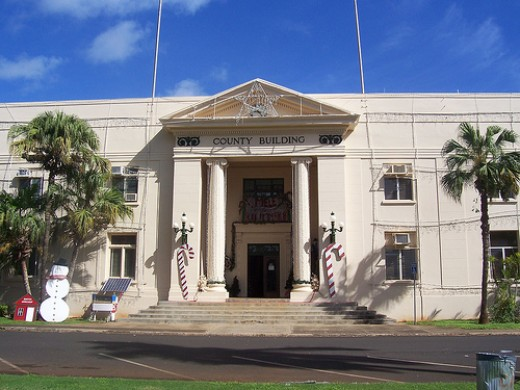 Lihue County Building