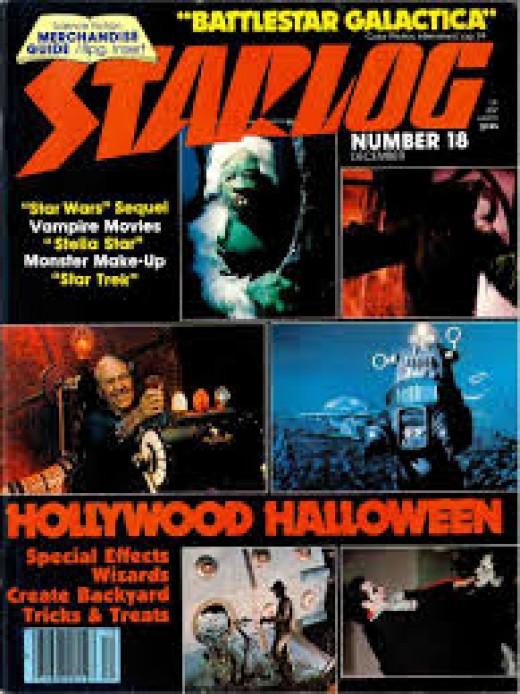 Starlog #18 December 1978